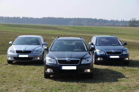 Skoda Octavia LPG Autogas ADAC Dauertest