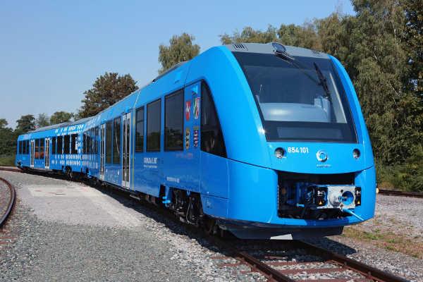Alstom Coradia iLint Brennstoffzellen-Zug