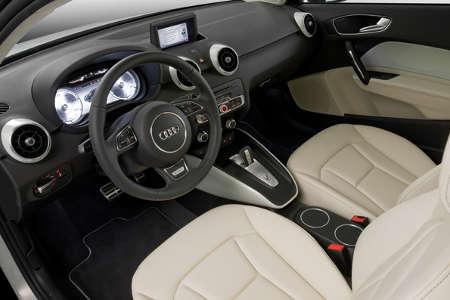 Audi A1 e-tron Cockpit