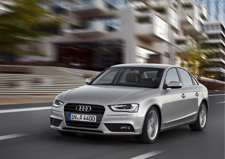 audi a4 b9: neue generation kommt als hybrid | green-motors.de