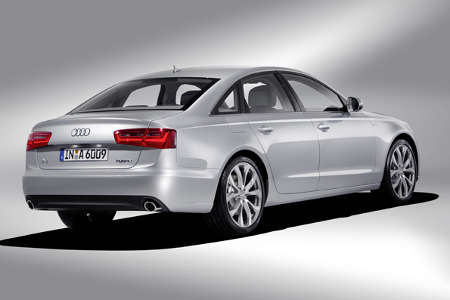 Audi A6 hybrid C7