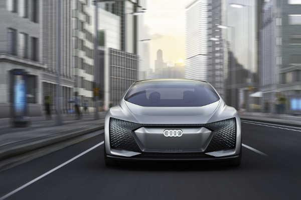 Audi Aicon IAA 2017