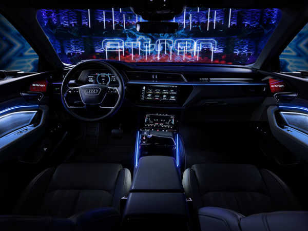 Audi e-tron 2019 Interieur