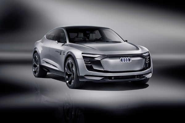 Audi Elaine IAA 2017