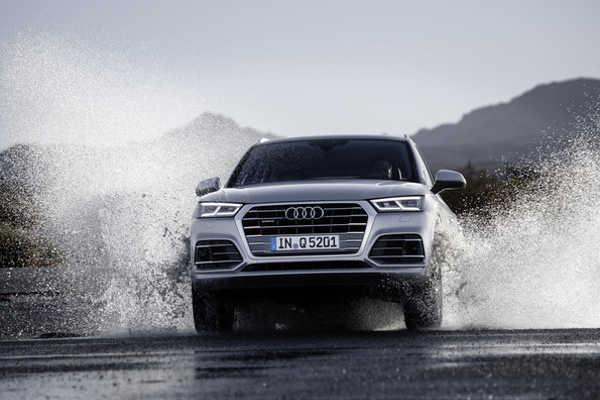 Audi Q5 e-tron