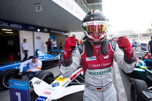 Daniel Abt Audi ePrix Mexiko 2018