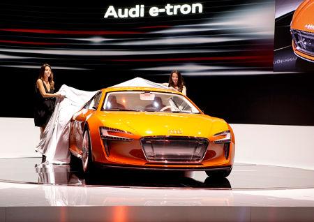 Audi e-tron LA 2009