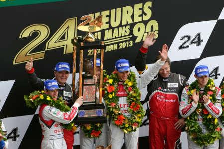 Audi 24 Stunden von Le Mans 2013