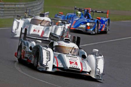 Audi Le Mans 2013 Qualifying