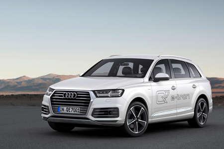 Audi Q7 II 2015