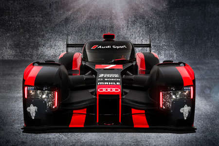 Audi R18 e-tron quattro WEC Le Mans 2016