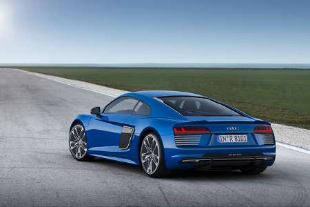 Audi R8 e-tron 2.0