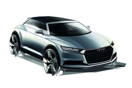 Audi SUV Concept