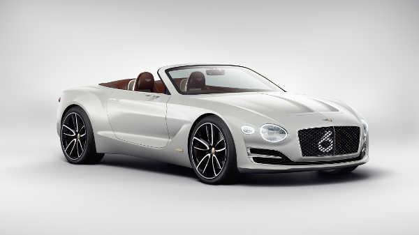 Bentley EXP 12 Speed 6e Concept 2017