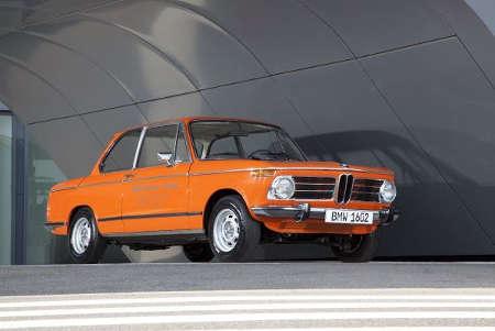 BMW 1602e 1972