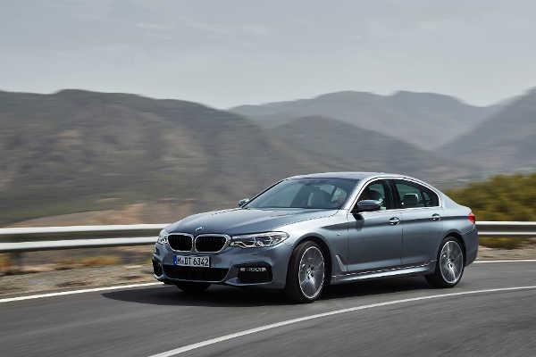 BMW 5er G30 2017