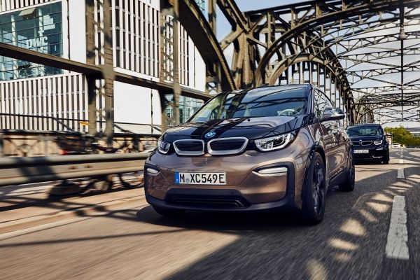 BMW i3 120 Ah 2018
