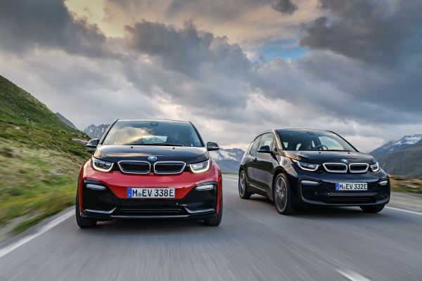 BMW i3 Facelift 2017