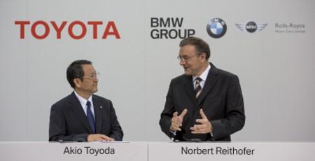 BMW & Toyota