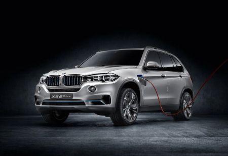 BMW Concept X5 eDrive IAA 2013