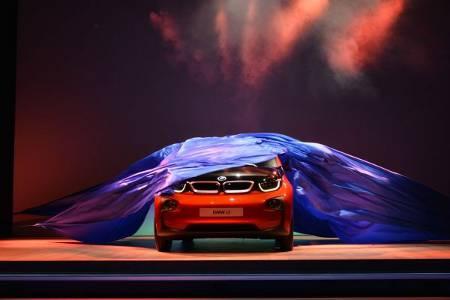 BMW i3 Serie 2013