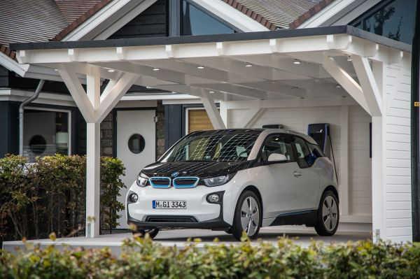 Kfz-Versicherungen für Elektroautos wie den BMW i3