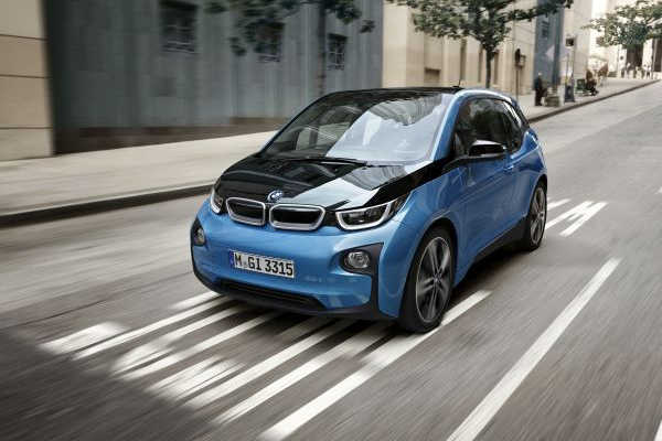BMW i3 94 Ah/33 kWh 2016