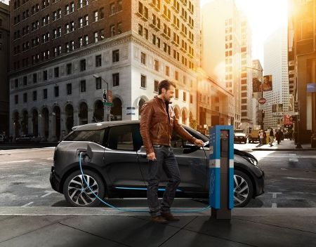 BMW i3 ChargeNow