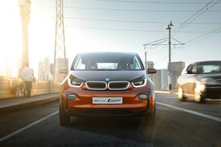 BMW i3 Concept Coupé LA 2012