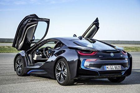 BMW i8 Serie