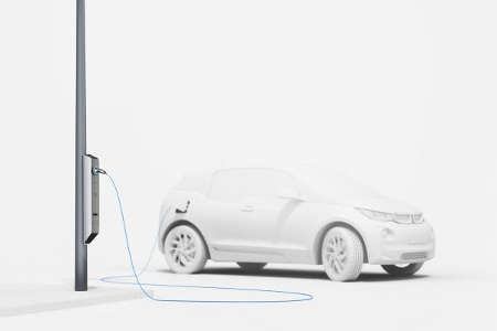 BMW Light and Charge Ladestation