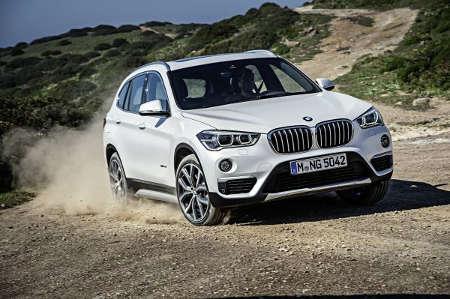BMW X1 II 2015