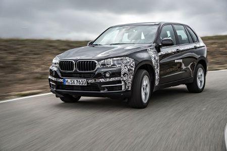 BMW x5 eDrive 2014