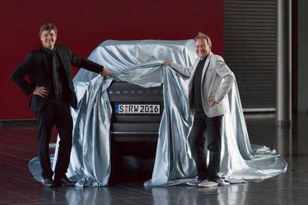 Borgward SUV IAA 2015