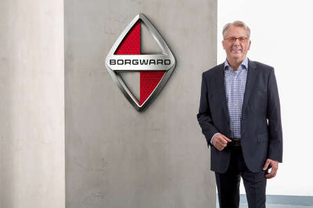 Ulrich Walker CEO Borgward