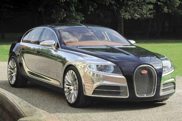 Bugatti Galibier 2009