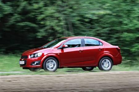 Chevrolet Sonic/Aveo
