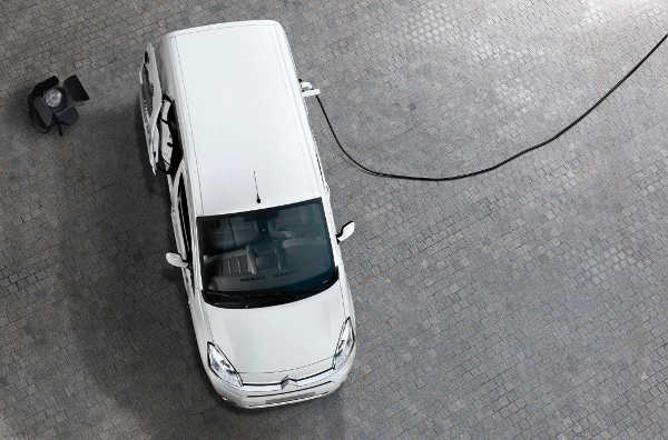 Citroen Berlingo Electric 2014