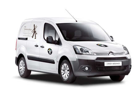 Citroen Berlingo Electric Sortimo