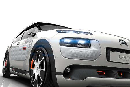 Citroen Concept C4 Cactus Airflow 2L 2014
