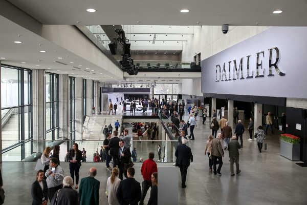 Daimler: Einstieg von Li Shufu und Geely