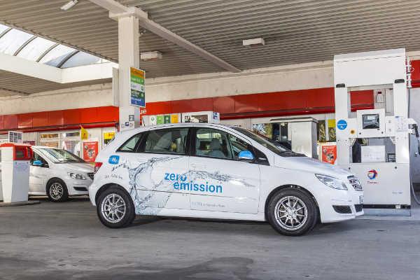 Wasserstoff-Tankstelle Baden-Württemberg