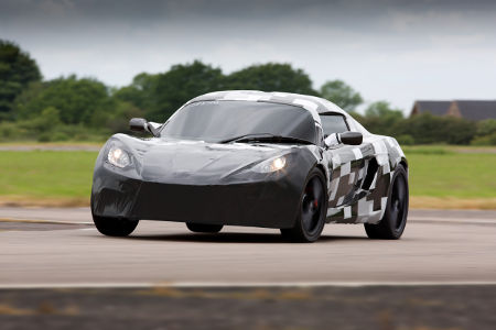 Detroit Electric SP:01 Test