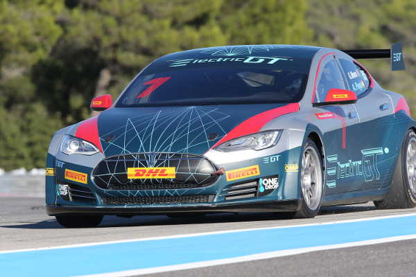 EPCS / Eeectric GT Tesla Model S P100DL