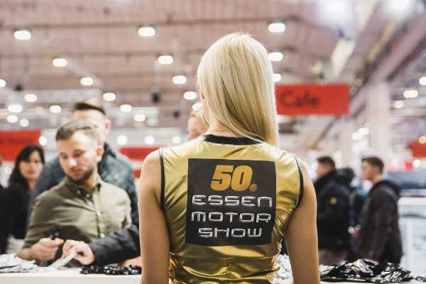 50. Essen Motor Show 2017