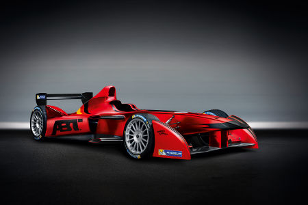 Abt Sportsline Formel E