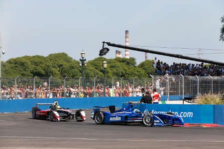 Formel E ePrix Buenos Aires Argentinien