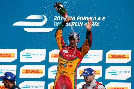Formel E ePrix Berlin Lucas di Grassi