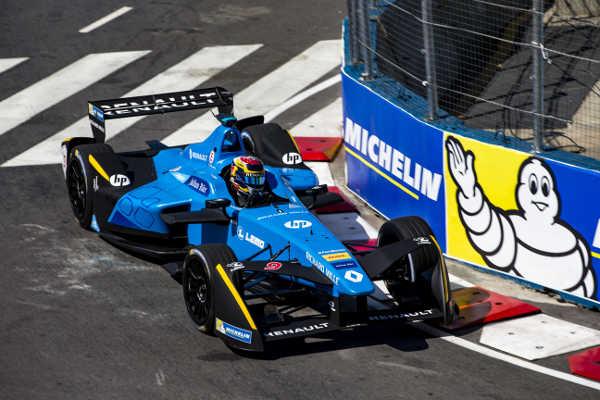 Formel E ePrix Buenos Aires 2017 Sébastien Buemi e.dams Renault