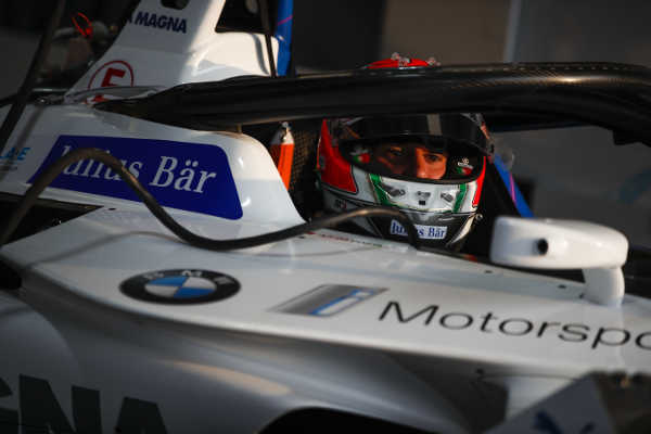 Antonio Felix da Costa BMW ePrix Riad 2018